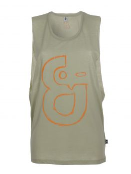 Damen Basic TankTop Sketch